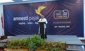 KPP Pratama Pati Sosialisasikan Tax Amnesty